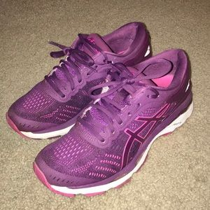 Asics gel kayano 24 size 7 women's